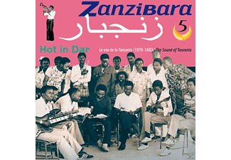 VARIOUS - Zanzibara, Vol. 5: Hot In Dar - (CD)