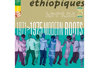VARIOUS - Ethiopiques Modern Roots Vol.25 - (CD)
