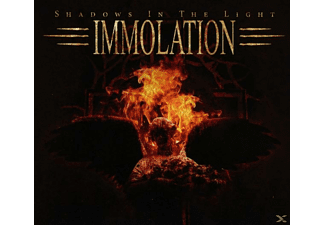 Immolation - Shadows In The Light - (CD)