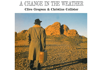 Gregson, Clive / Collister, Christine - A Change In The Weather [CD]