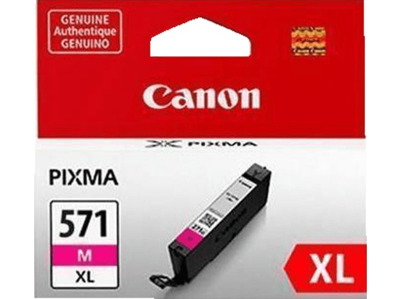 CANON CLI-571XL Magenta - (0333C001AA) laptop  tablet  computing  εκτύπωση   μελάνια μελάνια  toner computing   tablets