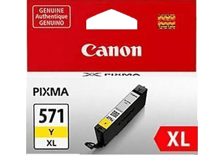 CANON CLI-571XL Yellow -  (0334C001AA)