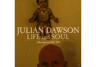 Julian Dawson - Life And Soul - A Retrospective 1982-1995 - (CD)