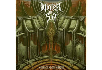 Winter Of Sin - Violence Reigns Supreme - (CD)