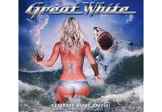 Great White - Saturday Night Special (Ready For Rock 'n' Roll Ii [CD]