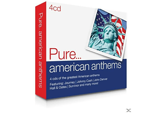 VARIOUS - Pure...American Anthems - (CD)