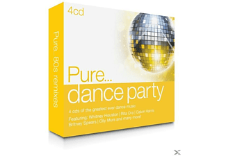 VARIOUS - Pure...Dance Party - (CD)