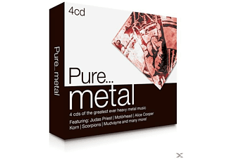 VARIOUS - Pure...Metal - (CD)