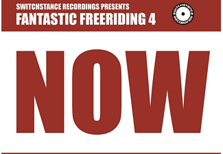 VARIOUS - Fantastic Freeriding 4-Now - (CD)