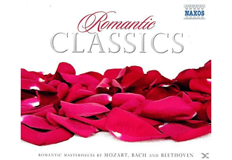 VARIOUS - Romantic Classics - (CD)