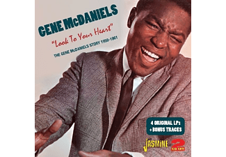 Gene Mcdaniels - Look To Your Heart [CD]
