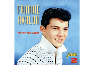 Frankie Avalon - First 5 Albums - (CD)