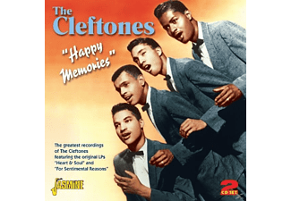 The Cleftones - Happy Memories - (CD)