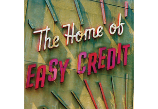 The Home Of Easy Credit - The Home Of Easy Credit - (CD)