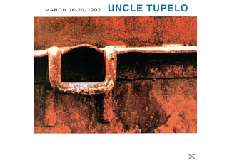 Uncle Tupelo - March 16-20, 1992 - (CD)