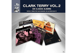 Clark Terry - 6 Classic Albums 2 - (CD)