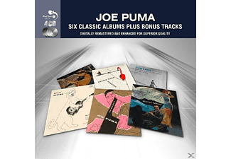 Joe Puma - 6 Classic Albums Plus [CD]