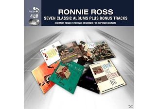 Ronnie Ross - 7 Classic Albums Plus - (CD)