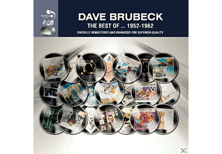 Dave Brubeck - Best Of 1952-1962 - (CD)