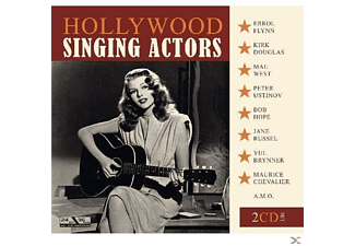 VARIOUS - Hollywood Singing Actors [CD]