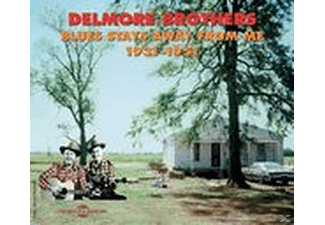 The Delmore Brothers - Blues Stays Away From Me 1931-1951 - (CD)