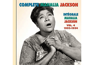 Mahalia Jackson - The Complete Vol.4 (1953-1954) - (CD)