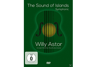 Willy Astor - The Sound Of Islands-Symphonic - (DVD)
