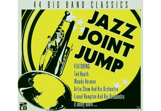 VARIOUS - Jazz Joint Jump [CD]