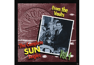 VARIOUS - Vol.4, The Sun Singles   4-Cd - (CD)
