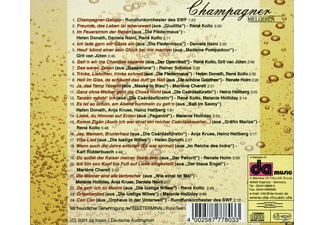 Various - Champagner Melodien - (CD)