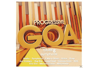 Various - Progressive Goa 8 - (CD)