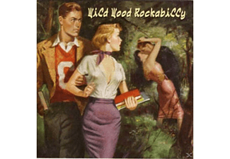 VARIOUS - Wild Wood Rockabilly - (CD)