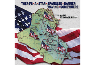 VARIOUS - There S A Star Spangled Banner - (CD)