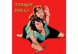 VARIOUS - Tough Dolls - (CD)