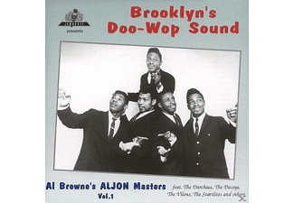 VARIOUS - Brooklyn S Doo Wop Sound - (CD)