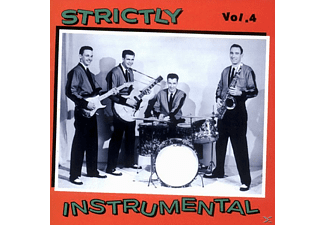 VARIOUS - Vol.4, Strictly Instrumental - (CD)