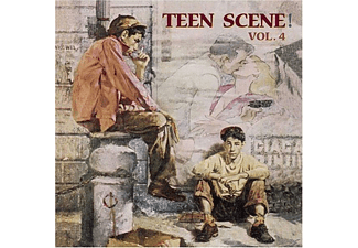 VARIOUS - Vol.4, Teen Scene - (CD)