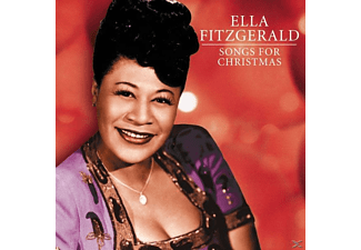 Ella Fitzgerald - Songs For Christmas - (CD)