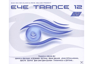 VARIOUS - Eye-Trance 12 - (CD)