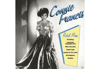 Connie Francis - Robot Man [CD]