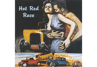 VARIOUS - Hot Rod Race - (CD)