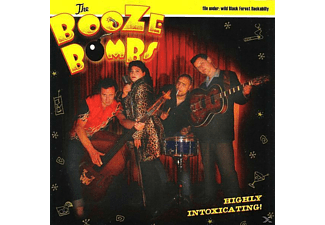 The Booze Bombs - Highly Intoxicating! - (CD)
