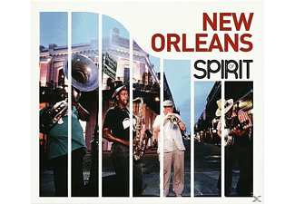 VARIOUS - Spirit Of New Orleans - (CD)