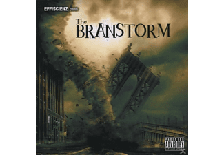 Dj Brans - The Branstorm - (CD)