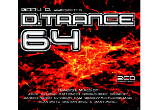 VARIOUS - Gary D. Presents D. Trance 64 - (CD)