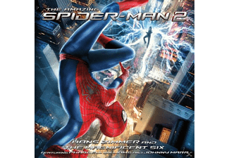 VARIOUS - The Amazing Spider-Man 2-The Original Motion Pic [CD]