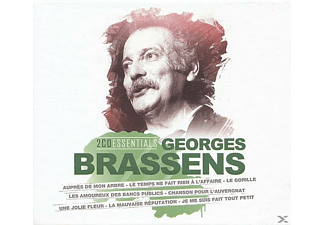 Georges Brassens - Essentials - (CD)
