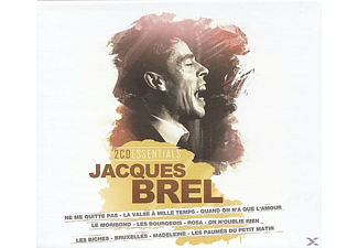 Jacques Brel - Essentials - (CD)
