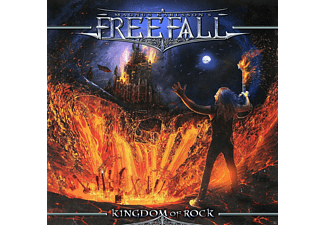 Magnus Karlsson's Free Fall - Kingdom Of Rock - (CD)