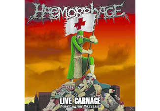 Haemorrhage - Live Carnage: Feasting On Maryland - (CD)